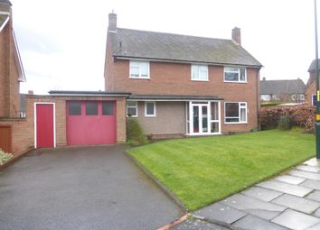 Thumbnail 4 bedroom detached house for sale in Mimosa Close, Selly Oak, Birmingham