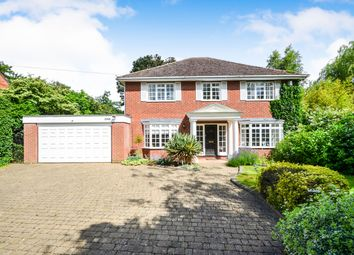 Thumbnail 4 bed detached house for sale in Vicarage Lane, Dunchurch, Rugby