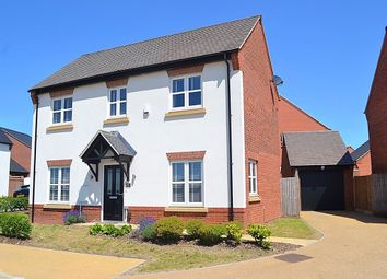 Thumbnail 4 bed detached house for sale in Ashby Close, Littleover, Derby