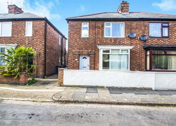 Thumbnail 3 bed semi-detached house for sale in Carlton Road, Long Eaton, Nottingham