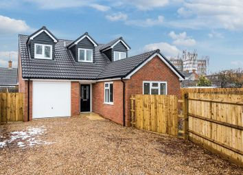 Thumbnail 3 bedroom detached house for sale in Paddock Way, Fenny Stratford, Milton Keynes