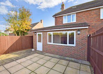 Thumbnail 2 bed semi-detached house for sale in Ashford Road, High Halden, Ashford, Kent