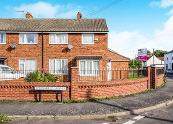 Thumbnail 2 bed semi-detached house for sale in Springfield Avenue, Hatfield, Doncaster