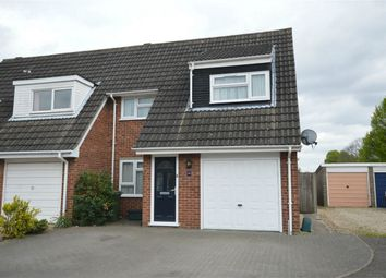 Thumbnail 3 bedroom end terrace house for sale in Brayfield Way, Old Catton, Norwich