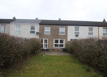 Thumbnail 3 bedroom terraced house for sale in Glencairn Road, Kildrum, Cumbernauld, North Lanarkshire