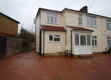3 bed flat to rent in Whitchurch Avenue, Canons Park, Edgware HA8