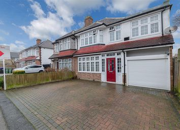 Thumbnail 4 bedroom semi-detached house for sale in Brocks Drive, North Cheam, Sutton
