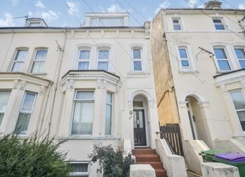 Thumbnail 4 bed semi-detached house for sale in Coolinge Road, Folkestone, Kent