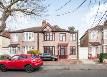 Thumbnail 4 bed semi-detached house for sale in Harland Road, Lee Green, London
