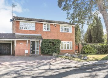 Thumbnail 4 bed detached house for sale in Duggins Lane, Berkswell, Coventry