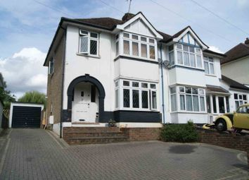 Thumbnail 3 bed semi-detached house to rent in Bunkers Lane, Hemel Hempstead