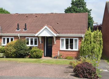 Thumbnail 2 bed bungalow for sale in Warwick Way, Ashby De La Zouch