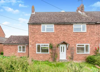 Thumbnail 3 bed semi-detached house for sale in Western Close, Feltwell, Thetford