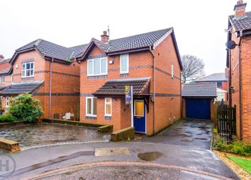 Thumbnail 3 bed detached house for sale in Clondberry Close, Tyldesley, Manchester