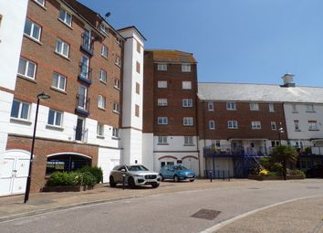Thumbnail 3 bedroom flat to rent in Bermuda Place, Eastbourne
