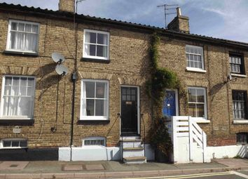 Thumbnail 2 bed terraced house to rent in Albion Street, Saxmundham, Suffolk