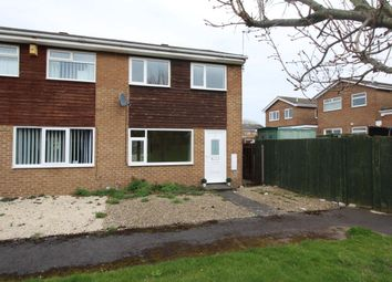 Thumbnail 3 bed terraced house for sale in Shaftoe Close, Crawcrook, Ryton