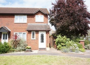 Thumbnail 3 bed end terrace house for sale in Webbers, Taunton