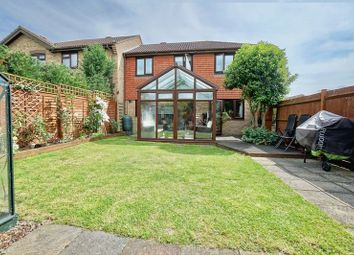 Thumbnail 3 bed terraced house for sale in Knaresborough Court, Eynesbury, St. Neots