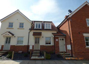 Thumbnail 2 bed terraced house to rent in Bridge Street, Loddon, Norwich