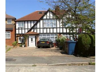 Thumbnail 5 bed semi-detached house for sale in South Hill Grove, Harrow