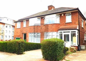 Thumbnail 3 bed semi-detached house for sale in Crummock Gardens, Kingsbury