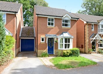 Thumbnail 3 bed link-detached house to rent in The Breech, College Town, Sandhurst