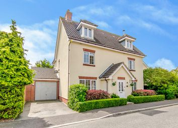 5 bed detached house for sale in Wild Boar Field, Braintree CM7