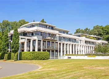 Thumbnail 2 bed flat for sale in Charters Court, Charters Road, Ascot, Berkshire