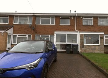 3 bed terraced house to rent in Westacre Gardens, Stechford, Birmingham B33