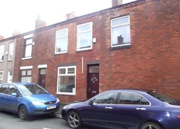 Thumbnail 2 bed terraced house for sale in Gordon Street, Leigh, Greater Manchester