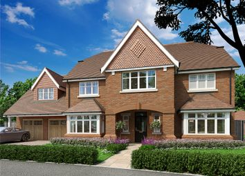 Thumbnail 5 bed detached house for sale in Leighwood Fields, Cranleigh, Surrey