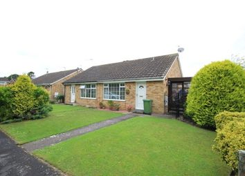 Thumbnail 2 bed bungalow to rent in Silverdale Court, York