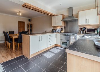 Thumbnail 4 bed semi-detached house for sale in Aldborough Road, Upminster