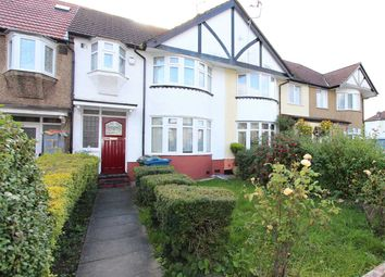 Thumbnail 3 bed terraced house to rent in Dryden Road, Harrow