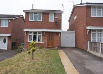 Thumbnail 3 bed detached house for sale in Washbrook Avenue, Prenton