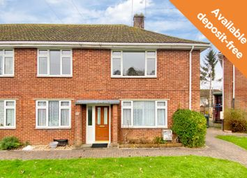 Thumbnail 2 bed maisonette to rent in Nightingale Close, Romsey