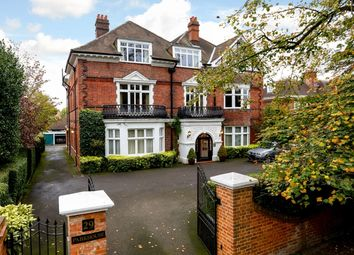 Thumbnail 4 bed flat to rent in Parkside, London
