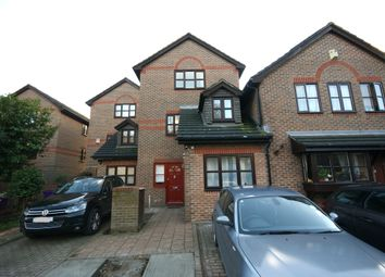 Thumbnail 5 bed semi-detached house to rent in Bartlett Close, London