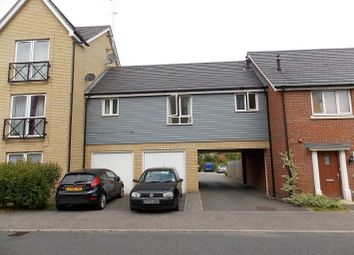 Thumbnail 2 bed property for sale in 117 Saturn Road, Ipswich, Suffolk