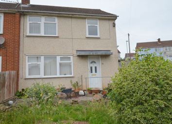 Thumbnail 3 bed semi-detached house for sale in Purton Place, Lydney