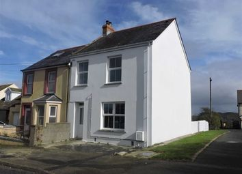 Thumbnail 3 bed semi-detached house for sale in Penwallis, Fishguard