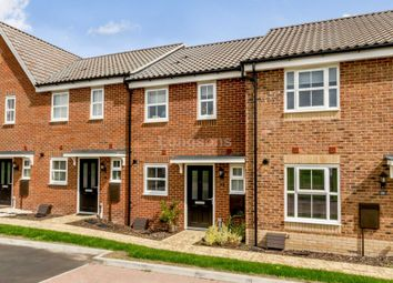 Thumbnail 2 bed terraced house for sale in Blackberry Way, Swaffham