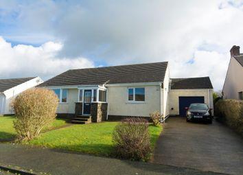Thumbnail 3 bed detached bungalow for sale in Craig Las, Haverfordwest