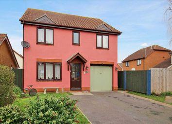 Thumbnail 4 bed detached house for sale in Shelbourne Close, Grange Farm, Kesgrave, Ipswich