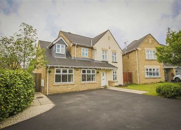 Thumbnail 4 bed detached house for sale in Millbrook Close, Oswaldtwistle, Lancashire