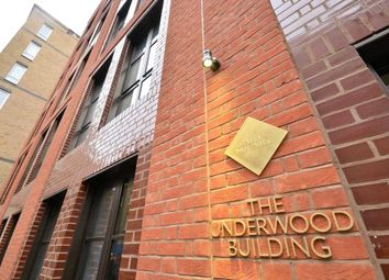Thumbnail 1 bed flat to rent in The Underwood Buidling, 25 Barthlamews Cl, Barbican