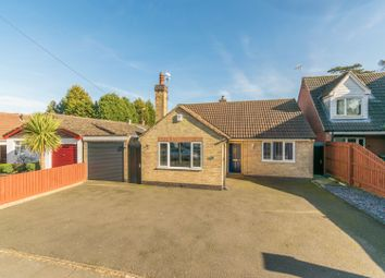 Thumbnail 2 bedroom detached bungalow for sale in Holmwood Drive, Leicester