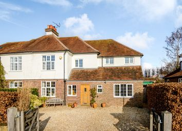Thumbnail 4 bed semi-detached house for sale in Quarter Mile Road, Godalming