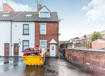 Thumbnail 3 bed end terrace house for sale in Claremont Street, Cradley Heath
